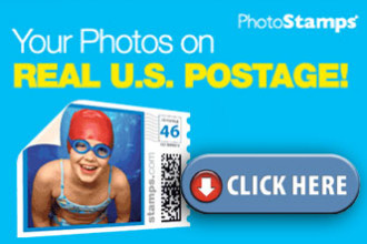 Customized Postage Stamps